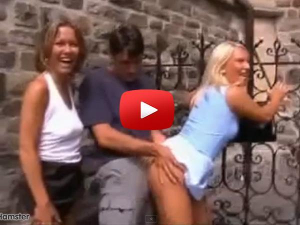Polki dają dupy na ulicy