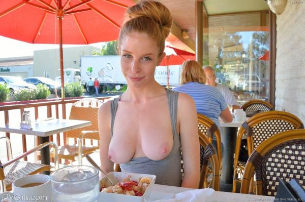 Cycuszki przy śniadaniu